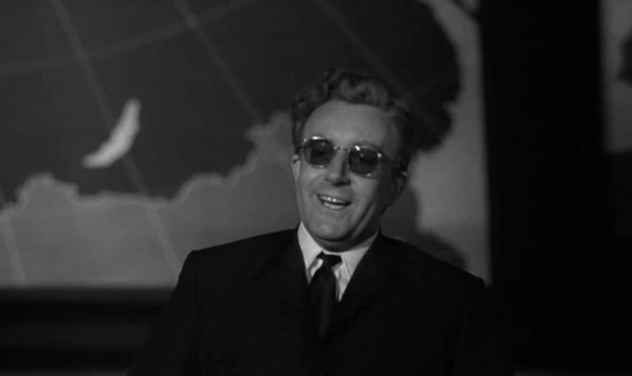 dr strangelove Dr strangelove or: how i learned to stop worrying and love the bomb,  commonly known as dr strangelove, is a 1964 satirical film about the cold war  in.